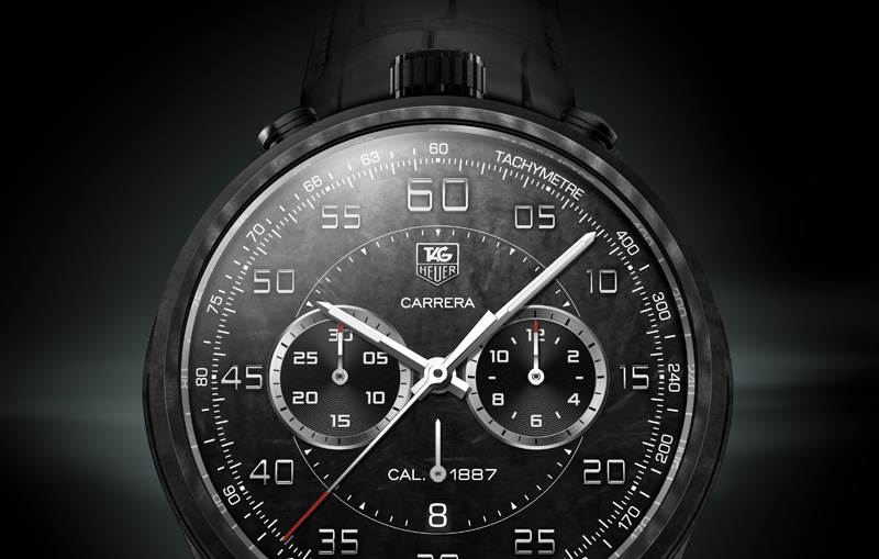 Tag Heuer Carrera CMC Concept Chronograph 0
