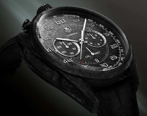 Tag Heuer Carrera CMC Concept Chronograph 1