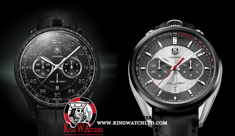 Tag Heuer Carrera CMC Concept Chronograph 2