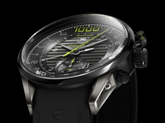 Tag Heuer Carrera Mikrotimer Flying 1000 3